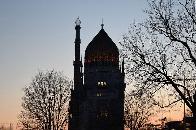 Mešita ve Vídni